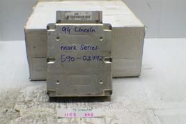 1994 Lincoln Mark Series Engine Control Module F4LF12A650AA ECM 06 11E8 - $39.59
