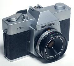 Mamiya 528AL 35mm SLR Vintage Film Camera Sekor f/2.8 48mm Lens JAPAN - $73.80