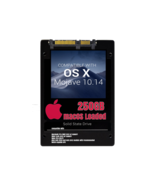 macOS Mac OS X 10.14 Mojave Preloaded on 250GB Solid State Drive - $69.99