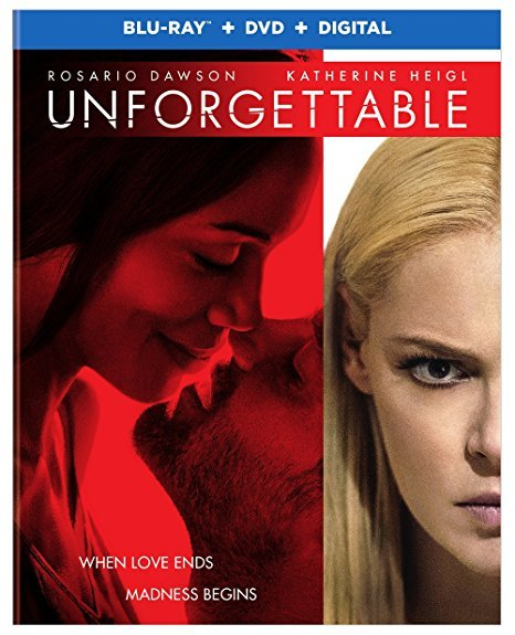 Unforgettable [Blu-ray+DVD+Digital, 2017]