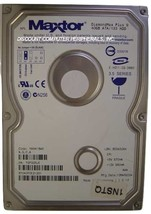 Maxtor 6Y040P0 40GB 7200 RPM 3.5 Inch IDE Drive Tested Good Free USA Shipping