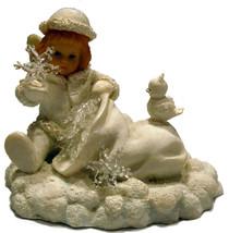 Christmas Around the World Snowflake w/Box EUC Collectible Holiday Littl... - $5.00