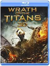 Wrath of the Titans (3D + Blu-ray + DVD)
