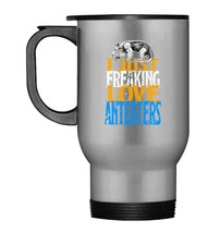 Just Freaking Love Anteaters Toy Gifts Funny Travel Mug Tee - $21.99
