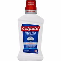 Colgate Phos-Flur Ortho Defense Mint Dental Rinse, 16 fl oz - $19.54