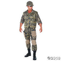 US Army Ranger Deluxe Men's Costume OS - $64.98