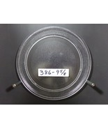 "9 5/8"" MICROWAVE GLASS TURNTABLE PLATE TRAY CAROUSEL 7 1/8"" Track - $6.50"