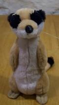 "The Petting Zoo NICE MEERKAT 9"" Plush Stuffed Animal - $15.35"