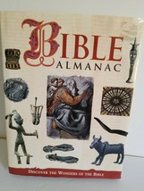 The Bible Almanac: Discover the Wonders of the Bible Book - $9.49