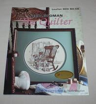 Needlewoman The Quilter Leisure Arts 826 Cross Stitch Pattern Book 29 Va... - $8.42