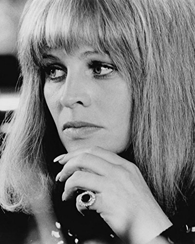 Primary image for Julie Christie in Shampoo classic 1970's close-up portrait 16x20 Canvas Giclee