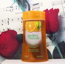 Yves Rocher Jardins Du Monde Florida Orange Shower Gel 8.4 FL. OZ. - $39.99