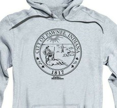 City of Pawnee, Indiana 1817 t-shirt Parks and Recreation graphic hoodie NBC348 image 2