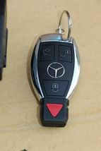 Mercedes Ignition Start Switch Module & Key Fob Keyless Entry Remote 2095451908 image 4