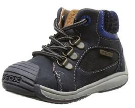 Geox Baby Toledo First Walker (Infant/Toddler) Size 5.5 EUR 21 - $44.54