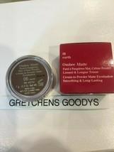 Clarins Ombre Matte Cream to Powder Eyeshadow #06 Earth Full Size NIB - $10.88