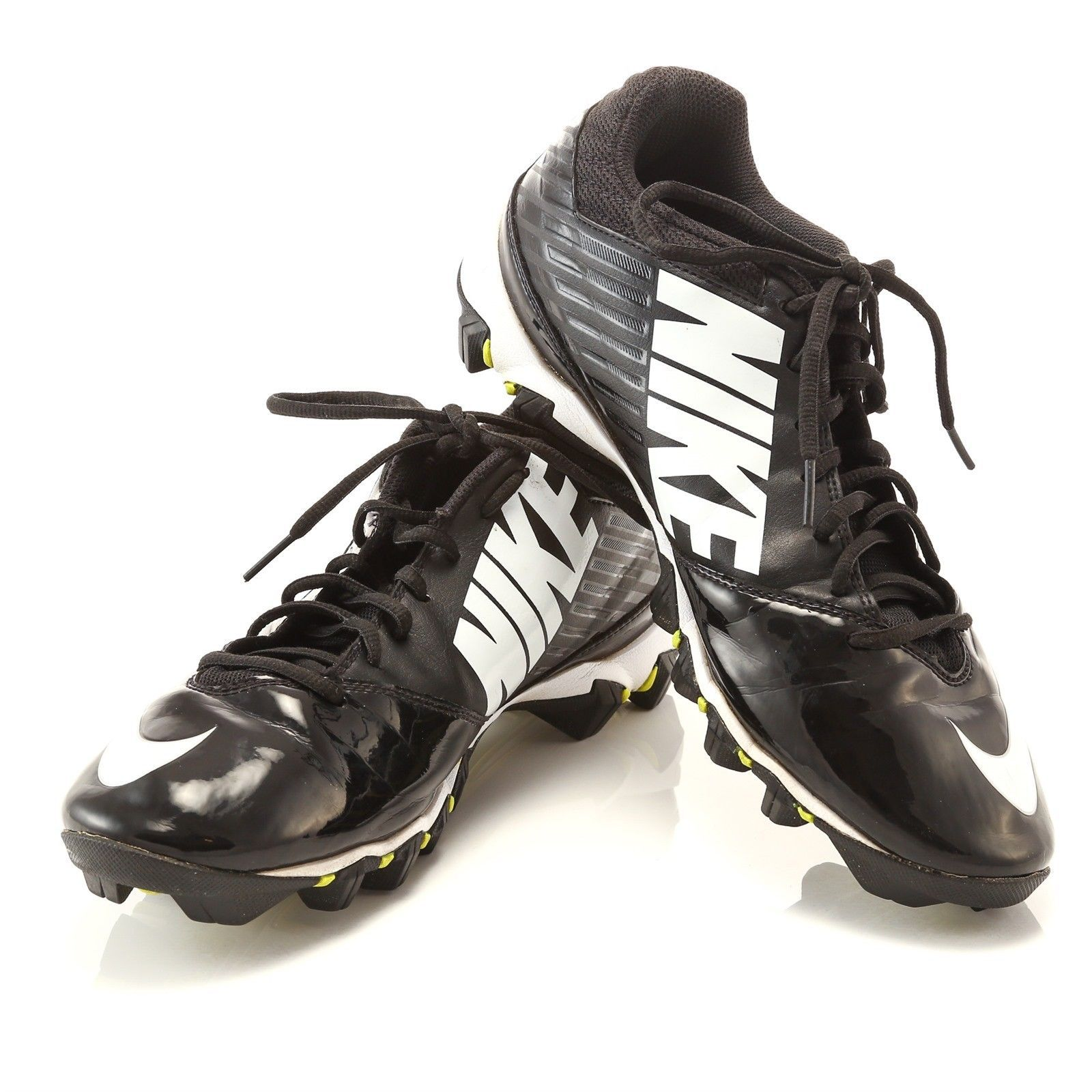 9749f5f9869ee Nike Vapor Shark Black White Football Cleats and 50 similar items
