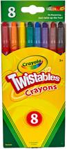 Crayola Twistables Crayons -8/Pkg - $8.85