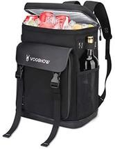 Vogshow Cooler Backpack, 40 Cans Leakproof Soft Cooler Bag for 4, Lightw... - $70.00