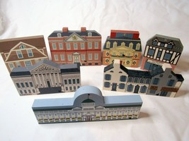Lot of 7 The Cats Meow Limberlost Tryon Colonial Don Hall Supreme Talbot... - $37.99
