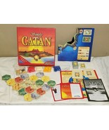 Simply CATAN Board Game Year 2000 SimplyFun Exclusive Klaus Teuber 2-4 P... - $38.75