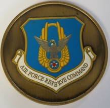 """Air Force Reserve Command Robins Air Force Base Georgia 2"""" Challenge Coin - $39.59"""