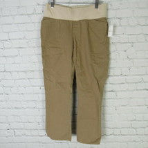 GAP Maternity Pants Womens 2 Brown Chino - $29.36