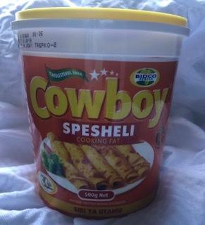 Cowboy Spesheli Cooking Fat