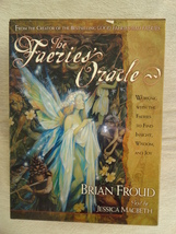 The Faeries Oracle Card Deck and Book Set 2000 edition - $45.00
