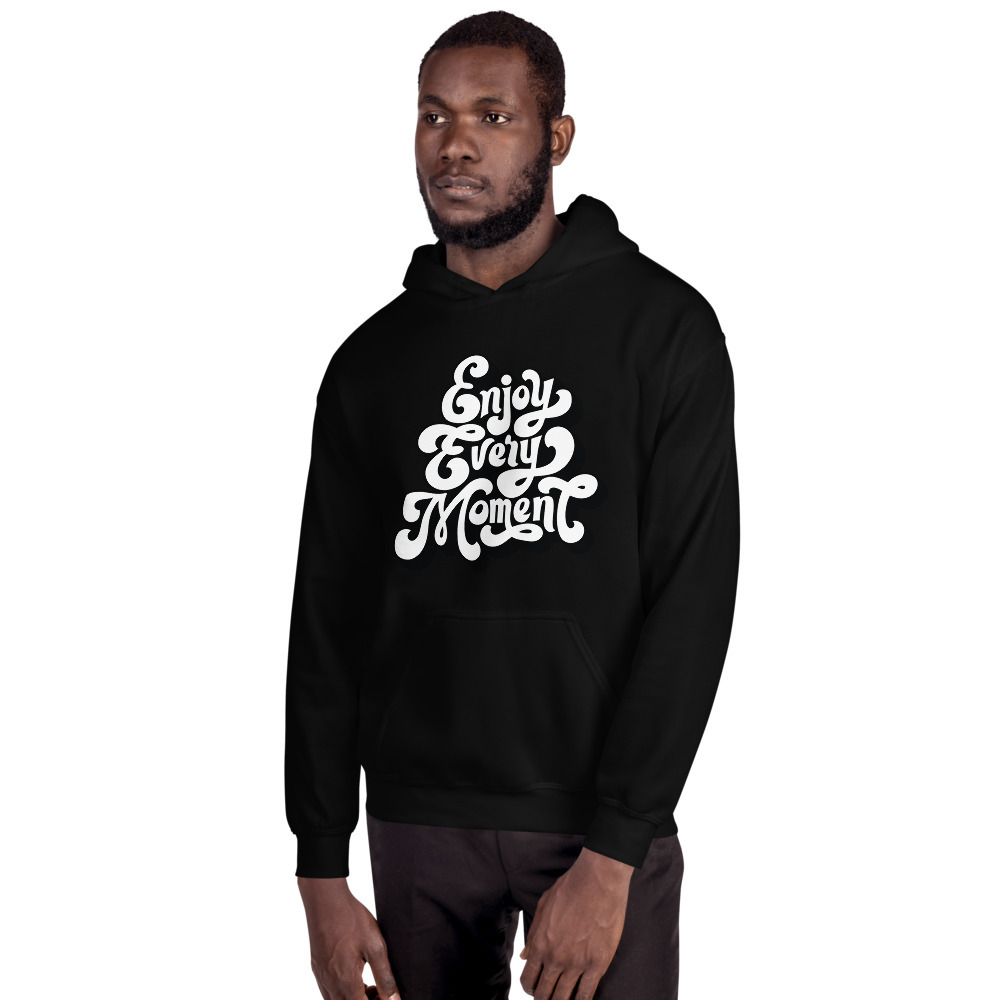 Primary image for Enjoy Very Moment 001 Unisex Hoodie