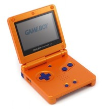 Nintendo Game Boy Advance GBA SP Naruto Orange System AGS 001 MINT NEW - $78.53