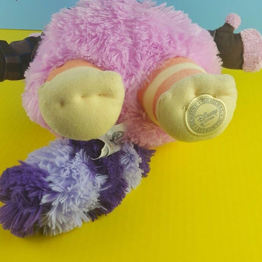 "Disney Store 17"" Plush Bing Bong Elephant Inside Out Large Stuffed Authentic  image 6"