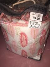 3 pc montana crib bumper Pink Peacock - $79.19