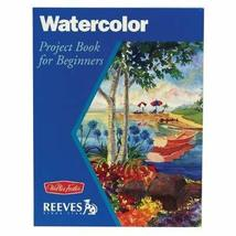 Reeves Walter Foster Watercolor Painting Project Book - $9.88