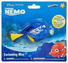 SwimWays Disney Pixar Finding Nemo Swimming Dory Mini Pull String Pool Bath Toy