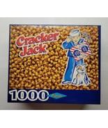 Cracker Jack Puzzle 1000 piece 2002 Sealed - $29.69