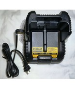 DEWALT DCB114 3A 40V 40 VOLT MAX LITHIUM ION BATTERY CHARGER - FACTORY R... - $74.95