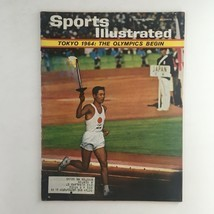 Sports Illustrated Magazine October 19 1964 Tokyo 1964 The Olympics Begin - £6.83 GBP