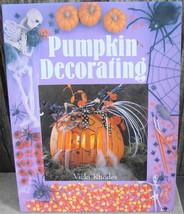 Pumpkin Decorating Halloween Vicki Rhodes - $12.99
