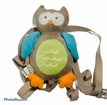 Carters Owl Plush Children's Harness Toddler Leash Baby Boys Child of Mine - $14.99