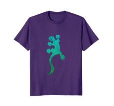 Gekko gecko green watercolor - $17.99+