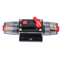 APS 100A Car Audio Inline Circuit Breaker Fuse for 12V Protection SKCB-0... - $12.19