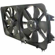 DUAL RADIATOR A/C COOLING FAN 631778J, MA3115114 FITS 00 01 02 MAZDA 626 2.0L image 2