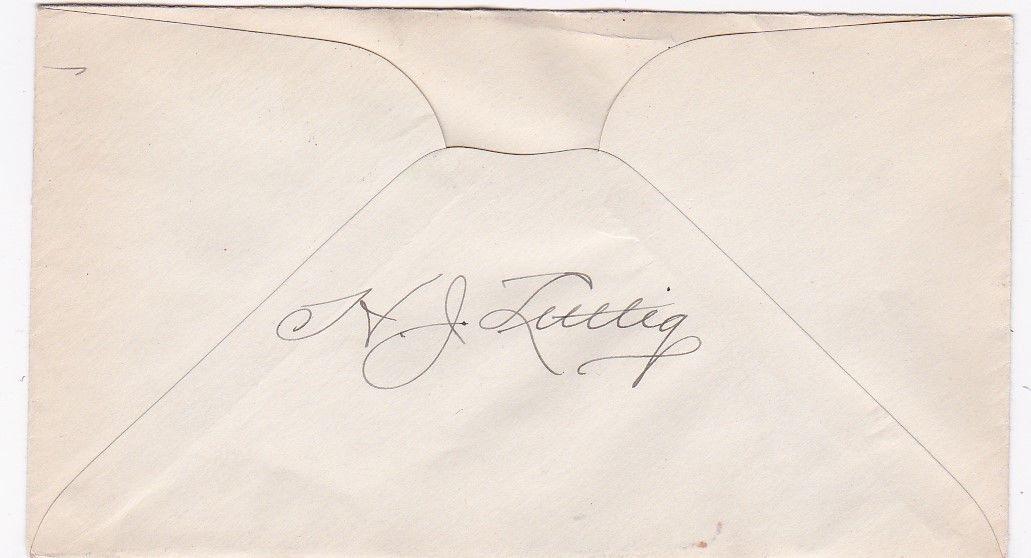 FRANKLIN, CALIF JANUARY 17 1933 ON 1C FRANKLIN STAMP image 2