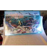 1994 Jigsaw Puzzle LIFE ON A CORAL REEF National Geographic SEALED 1000 ... - $29.70