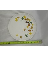 """Franciscan Discovery Interpace Indian Summer Plate 10"""" - $11.66"""