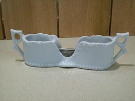 Vintage Maryland China Porcelain Spoon Holder Flatware Serving Buffet Japan - $20.00