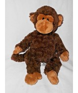 2009 Ty Classic Bungle Monkey Plush Stuffed Animal Brown Tan Soft Toy - $11.33
