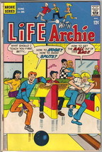 Life With Archie Comic Book #86, Archie 1969 VERY GOOD+ - $7.38