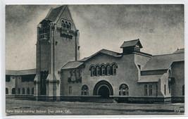 California State University Normal School Sacramento California 1910c po... - $6.44